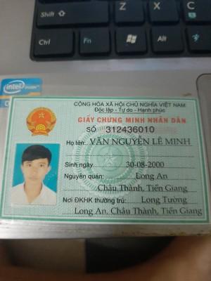 Văn Nguyễn Lê Minh